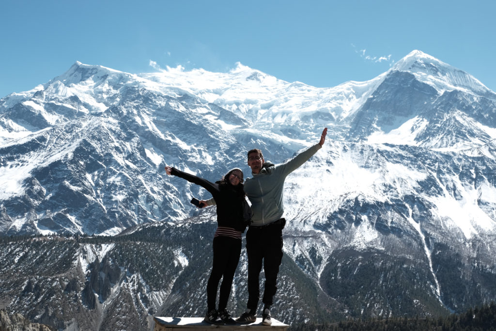The Nomad Happiness - Nepal