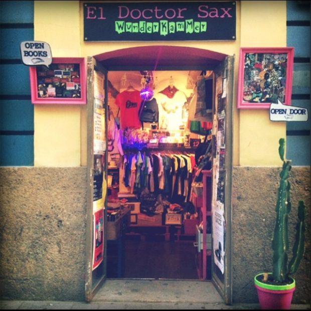 El Doctor Sax: la storia di Gabriele e della sua casa editrice a Valencia