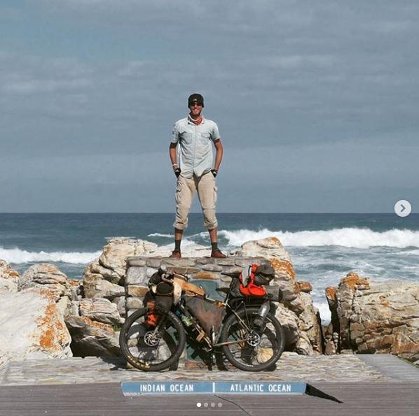 Viaggiare in bicicletta: dall'Italia alla scoperta dell'Africa
