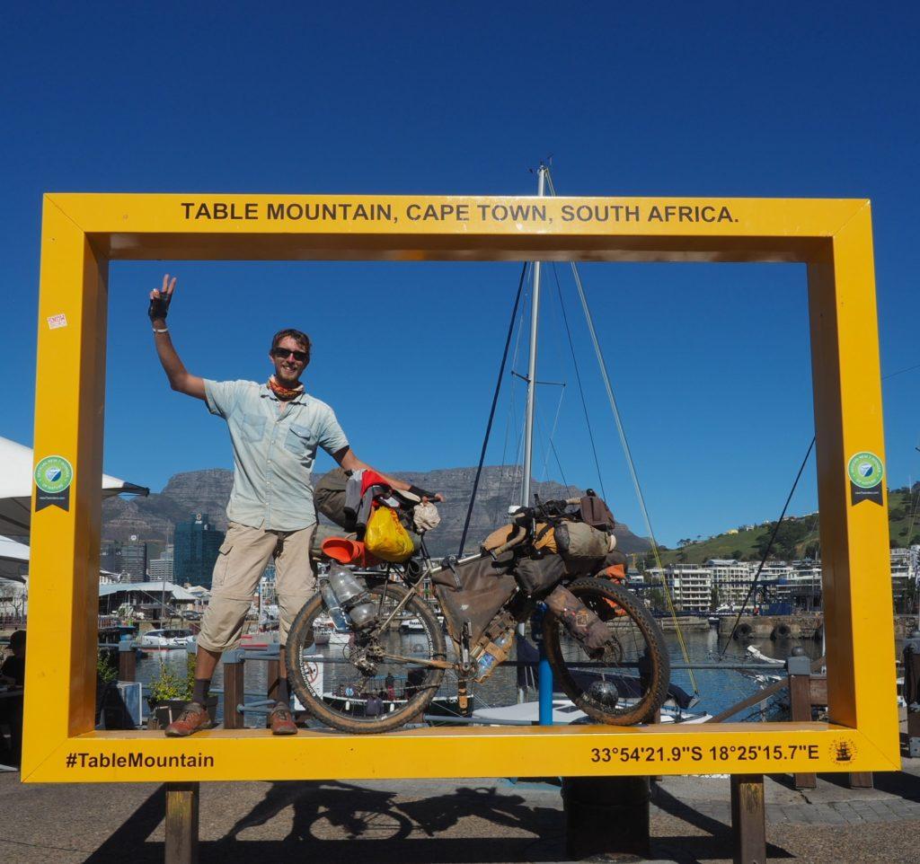 Viaggiare in bicicletta: dall'Italia alla scoperta dell'Africa - Sudafrica