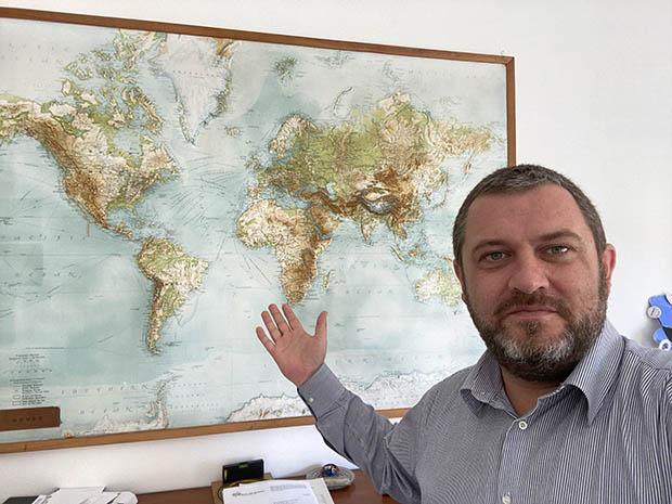 Gianpaolo Botto ci parla del suo nuovo lavoro online nel mondo dei viaggi