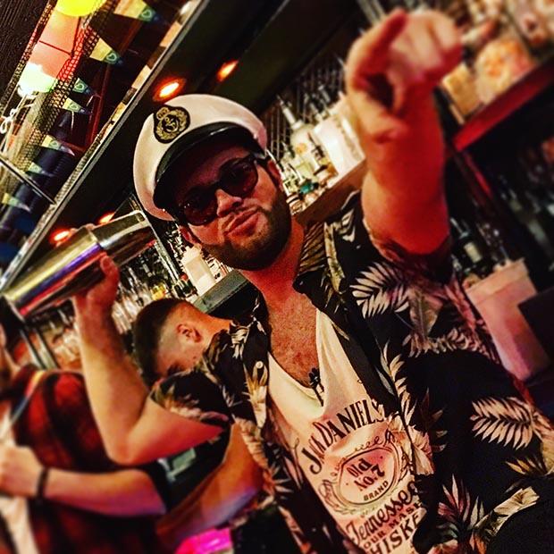 Marco Miniello, Bar manager presso una catena di cocktail bar a Londra