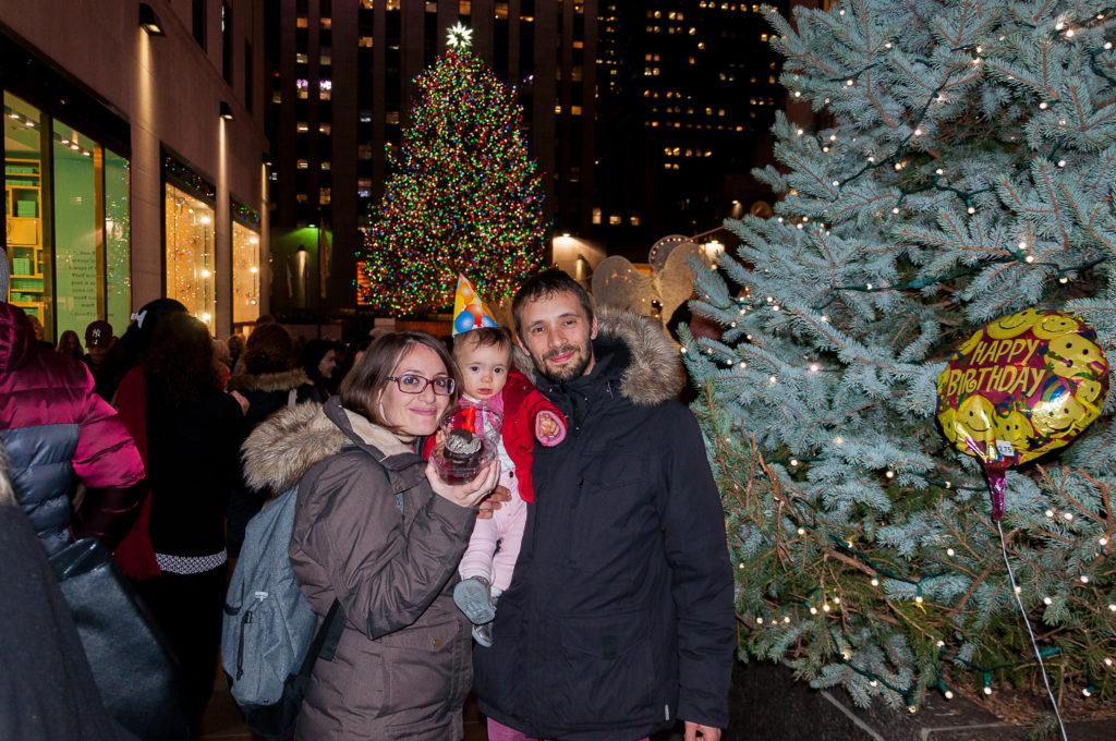 Alla scoperta del Nord Europa: viaggi e avventure di Diego e Federica - Natale a New York