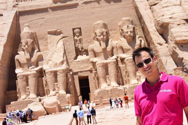 Alberto Gutiérrez - Civitatis - Egipto - Abu Simbel
