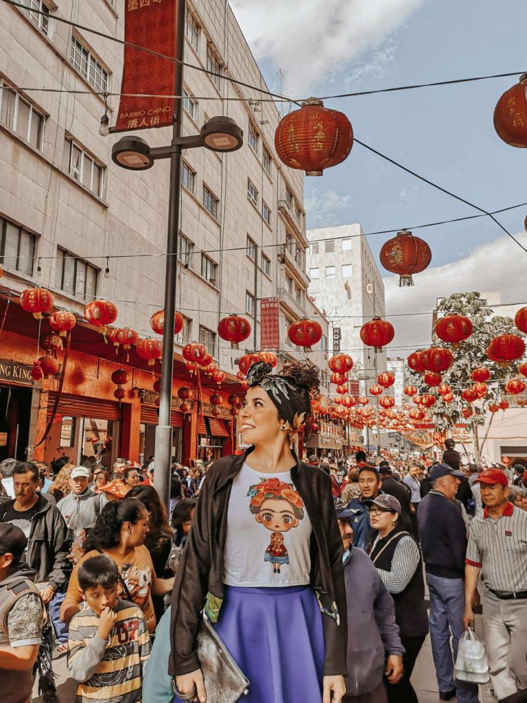 festività cinesi all'estero