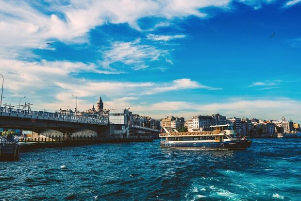 vivere a Istanbul